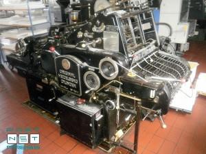 стоп-цилиндр под высечку Heidelberg KS (38x52 см)
