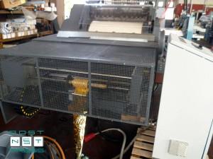 1 протяжка фольги (FTP GSС 82S)