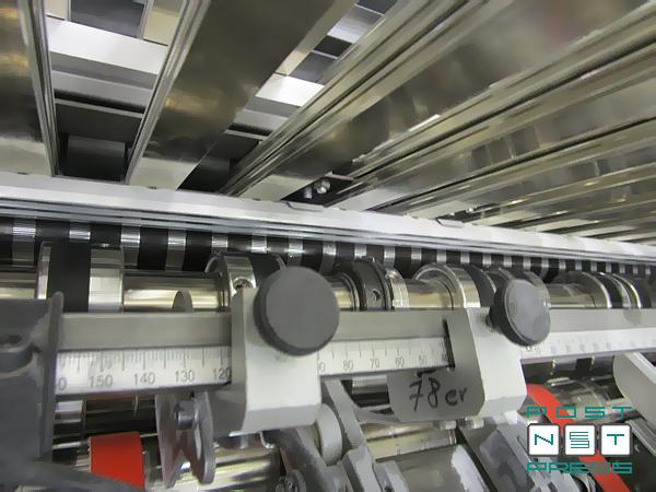 перфорационные ножи после кассет и ножа Heidelberg Stahlfolder KD 78/4 KL