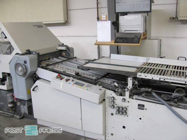 комбинированная фальцовка Heidelberg Stahl KD78/4 KL-RD (2003 год)
