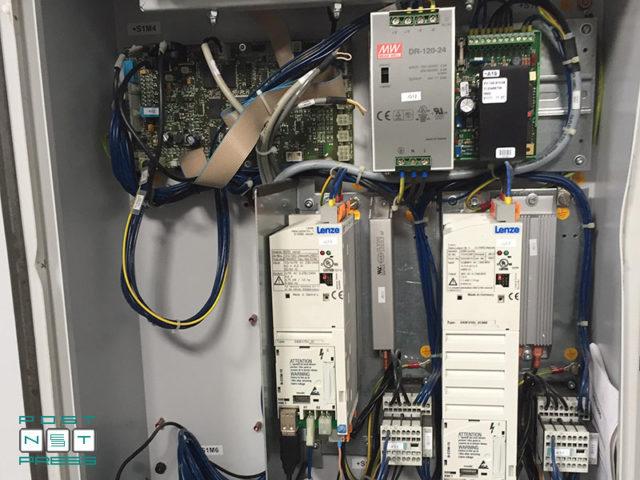 электронные компоненты Lenze (Гейдельберг TH 82)