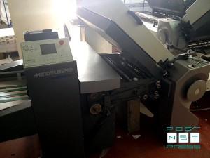 фальцевальная машина Гейдельберг TH 82 (б/у)
