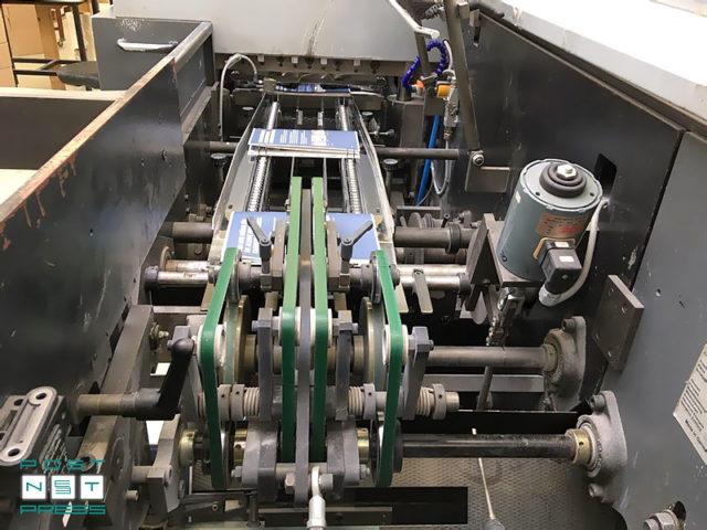 вкладышно-швейно-резательный агрегат Гейдельберг Stitchmaster ST-100 (2002)