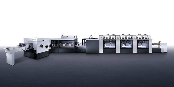 вкладочно-швейно-резальный агрегат (ВШРА) Heidelberg Stitchmaster ST100