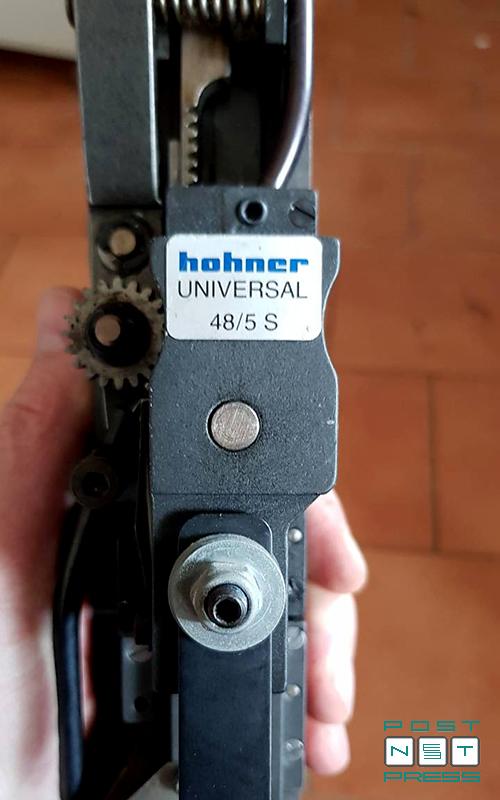 проволокошвейные головки Hohner Universal 48/5 S (б/у)