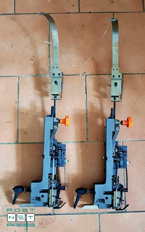 головки для установки металлических скоб Hohner Universal 48/5 S