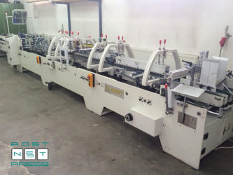 ФСМ на 3 точки ZH BFT 880, Wenzhou Hoson Printing Machinery Co., Ltd. (Hongye Factory)
