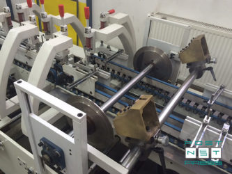 3 (три) клеевых диска ZH-880BFT (Wenzhou Hongye Printing Machinery)