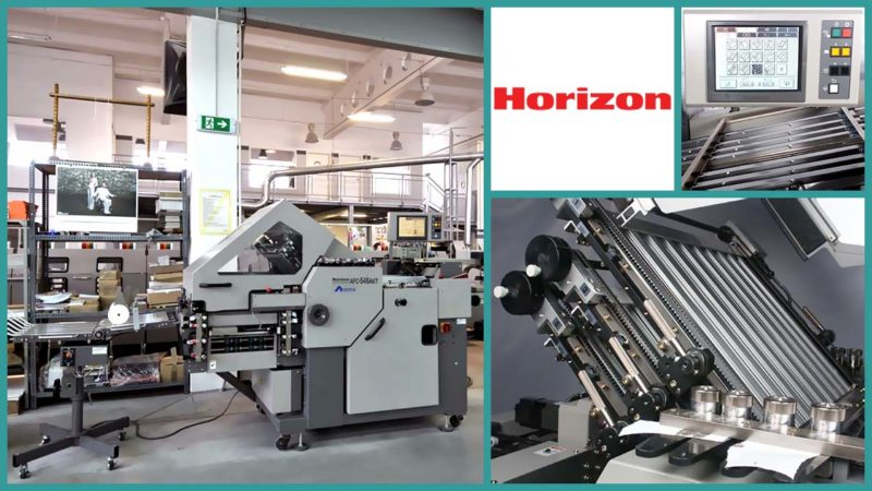 used folder Horizon AFC-546 AKT (2007)