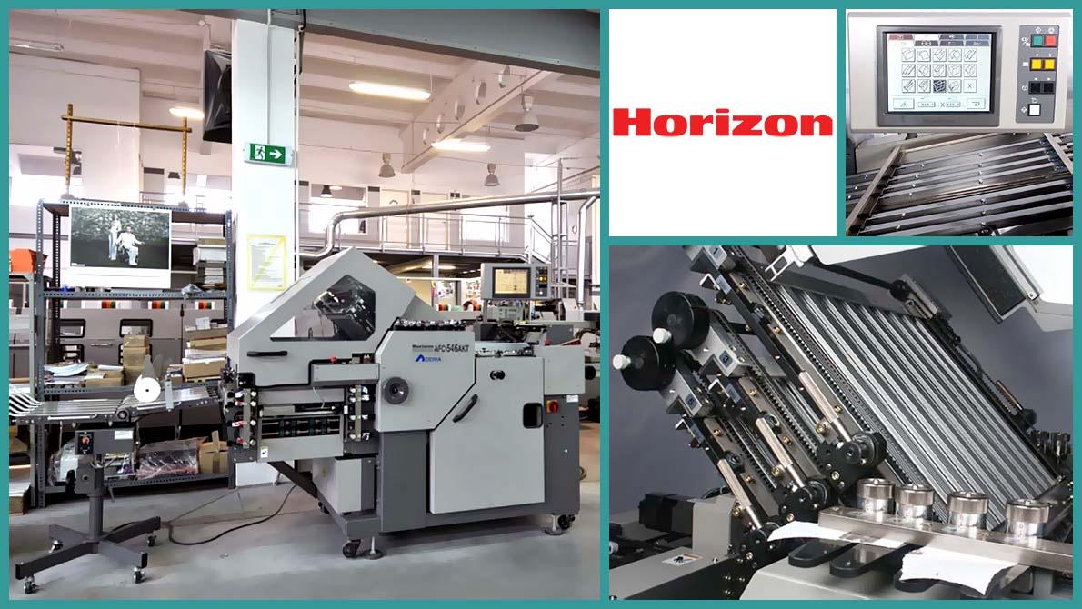 used folder Horizon AFC-546 AKT (2007)