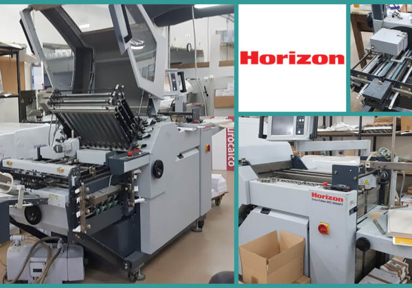 folding machine Horizon AFC-566 AKT, 2008