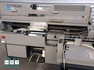 машина КБС (термоклей) Горизонт BQ-260 (б/у)