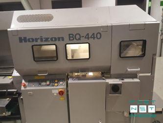 термобиндер Horizon BQ-440 (4 зажима), 2002 год