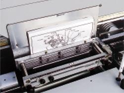 зажимная каретка термобиндера Horizon BQ 460