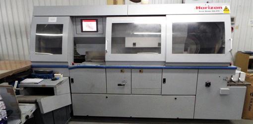 термоклеевой биндер Horizon BQ-470, 2006 год выпуска