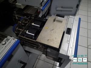 сменная станция MU-470PUR для проклейки корешка полиуретановым клеем