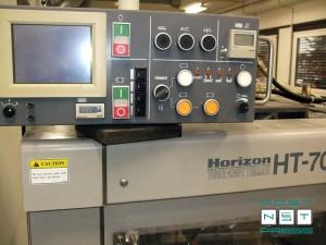 органы управления с дисплеем (Horizon HT 70)