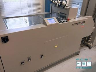 брошюровальный модуль Horizon SPF-20а с автоматическими установками