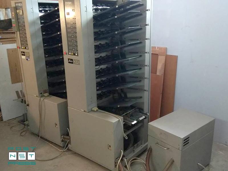 вакуумные башни Horizon MC-8a и Horizon MC-8m
