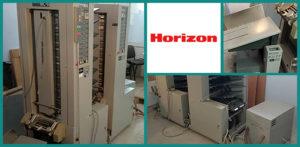 16 лотковая листоподборка Horizon MC-8