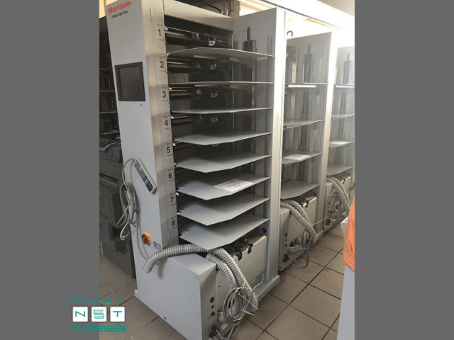 листоподборочная башня VAC-80Sа (Horizon StitchLiner 6000)