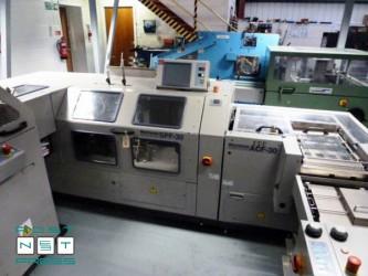 биговально-фальцевальный модуль ACF-30 и проволокошвейный модуль SPF-30