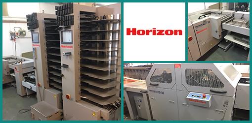 Брошюровочное оборудование Horizon StitchLiner 5500 (2007 год)