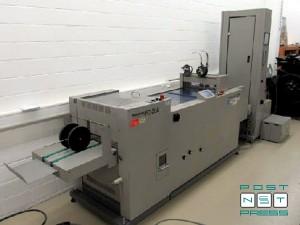брошюровальная линия Horizon VAC-100, SPF-20A, FC-20A (2003 год)