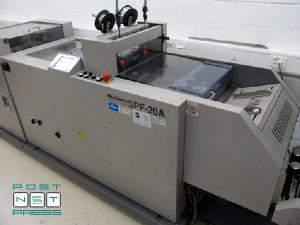 брошюровальный модуль Горизонт SPF-20A (с автоматическими настройками)