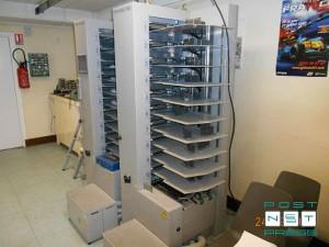 вакуумные листоподборочные башни Horizon VAC-100a и Horizon VAC-100m