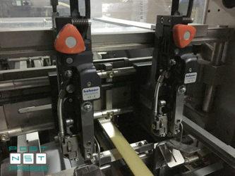 2 швейные головки Hohner 43/6 (линия Horizon VAC-100)