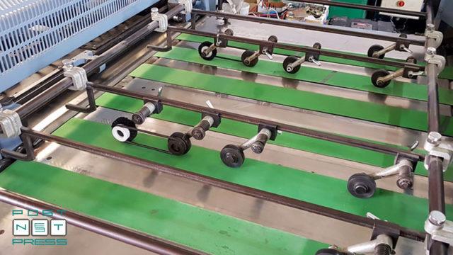 подающий стол, высечка Iberica DG-60