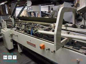 фальцевально-склеивающая машина Jagenberg Diana 1225-4
