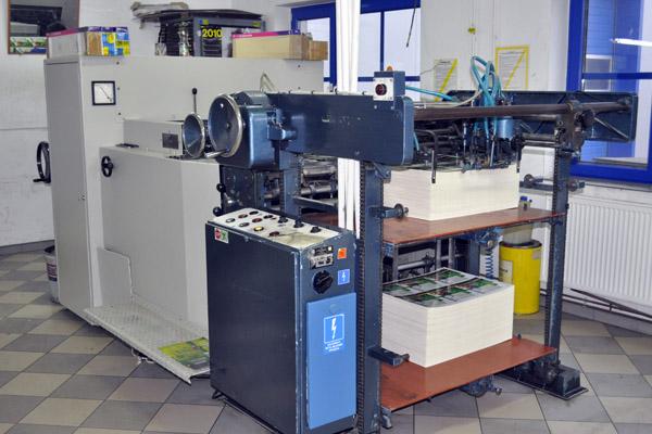 штанцевальный автомат Kama TS-96 (внешний вид)