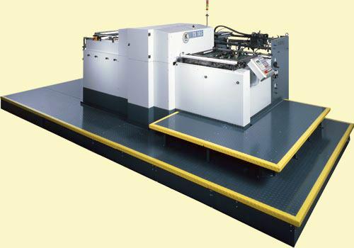 автоматическая высечка Kama TS 105