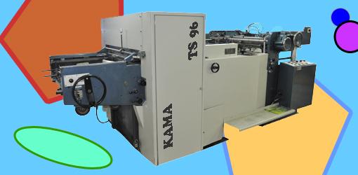 штанцевальный автомат Kama TS-96