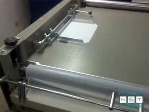 монтажный стол с упорами и направляющими