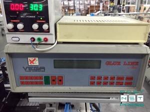 электронное управление подачей клея Vega