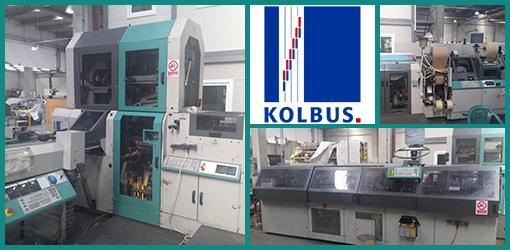 книжная линия Sigloch Kolbus BF-526 (2001 год)