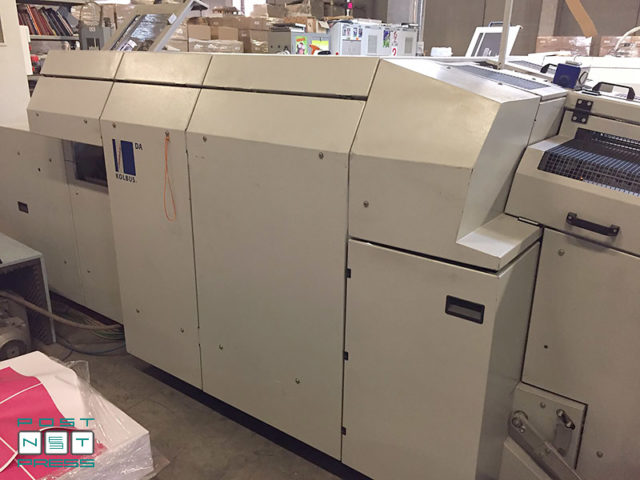 case-maker Kolbus DA-270, age 2006