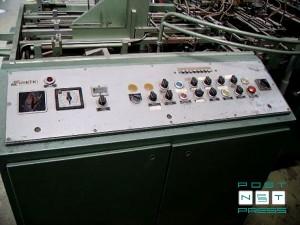 пульт управления КДЛ Колбус ДА 36 (ГДР)