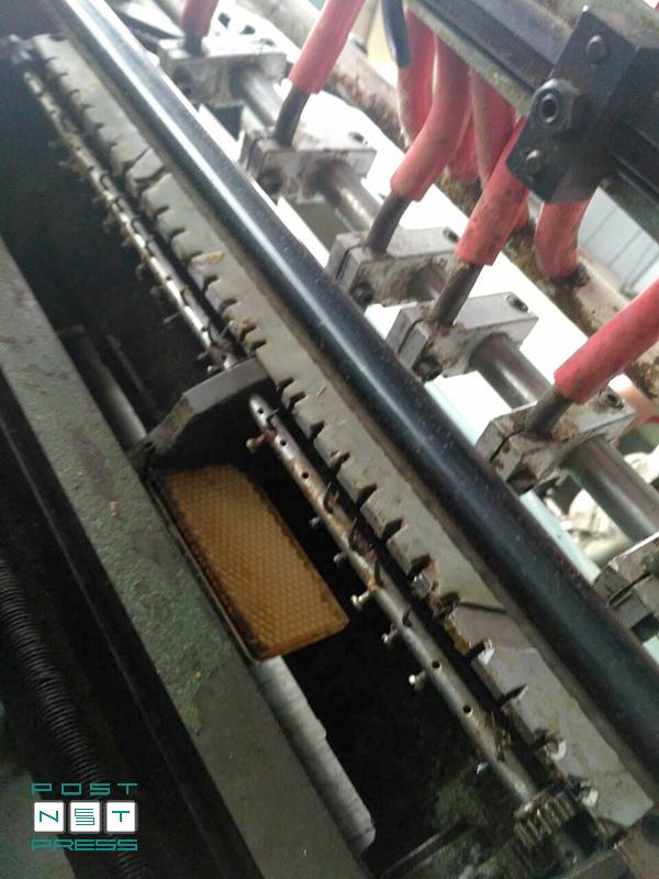 модуль подачи кроющего материала (Колбус ДА-36)
