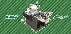 ламинатор Komfi Amiga 52, описание и характеристики