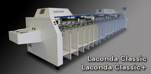 листоподборочная машина Laconda Classic/Classic+