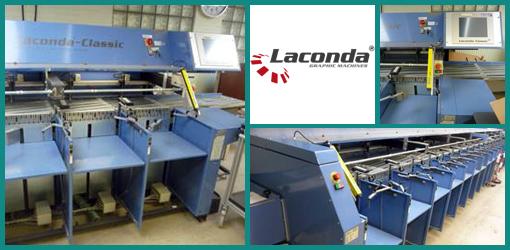 продам Laconda Classic+ (B2), 16 лотков, 2000 год