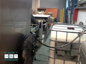 резервуар с автоматической подачей клея к Lamina 1110/FA85
