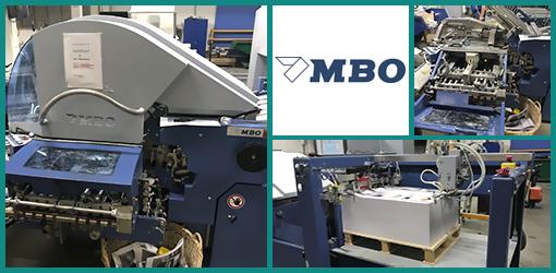 кассетно-ножевая фальцовка MBO K800.2 SKTZ/4 Aut (32 страницы)