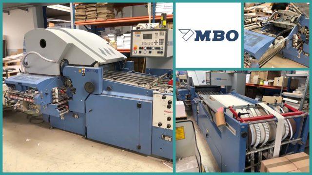 used folding MBO K800.2/4 SKTZ AUT (2008)