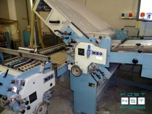 Кассетная фальцевальная машина MBO T102/442 (1994)