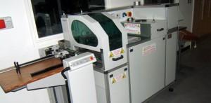 компактная автоматическая УФ-лакировка MGI UVarnish (2008 год)